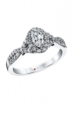 Love Story Diamonds Love Story Collection Engagement ring 526-13727 product image