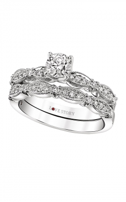 Love Story Diamonds Love Story Collection Engagement ring 472-13864 product image