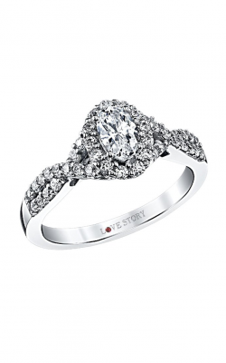 Love Story Diamonds Love Story Collection Engagement Ring 459-13402 product image