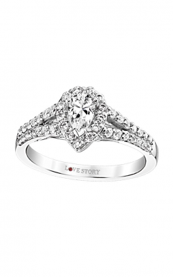 Love Story Diamonds Love Story Collection Engagement Ring 459-13398 product image