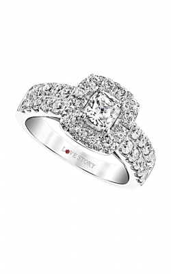 Love Story Diamonds Love Story Collection Engagement Ring 459-13396 product image