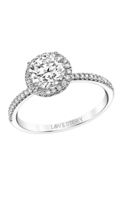 Love Story Diamonds Love Story Collection Engagement Ring 526-13985 product image