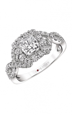 Love Story Diamonds Love Story Collection Engagement Ring 526-13827 product image