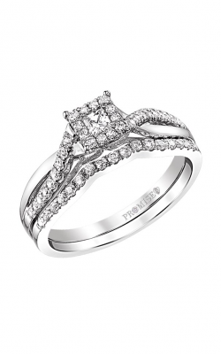 Love Story Diamonds Promise Collection Engagement Ring 241-13475 product image