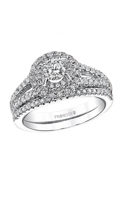 Love Story Diamonds Promise Collection Engagement Ring 212-13665 product image