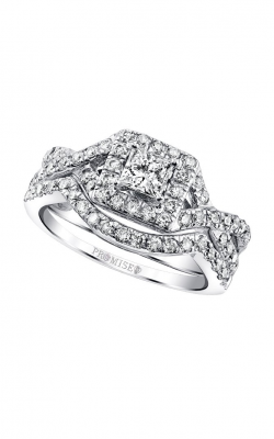 Love Story Diamonds Promise Collection Engagement Ring 241-13478 product image