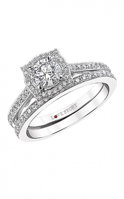 Love Story Diamonds Love Story Collection Engagement ring 472-13552 product image