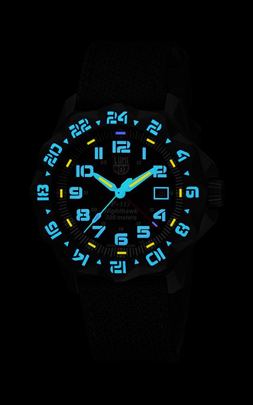 Luminox Nighthawk XA.6421 3