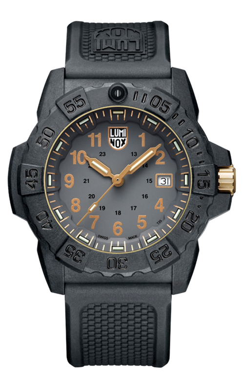 Luminox 3500 Trident Series Watch XS.3508.GOLD product image