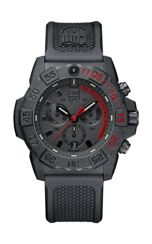 Luminox Navy Seal Chronograph Watch 3581.EY product image