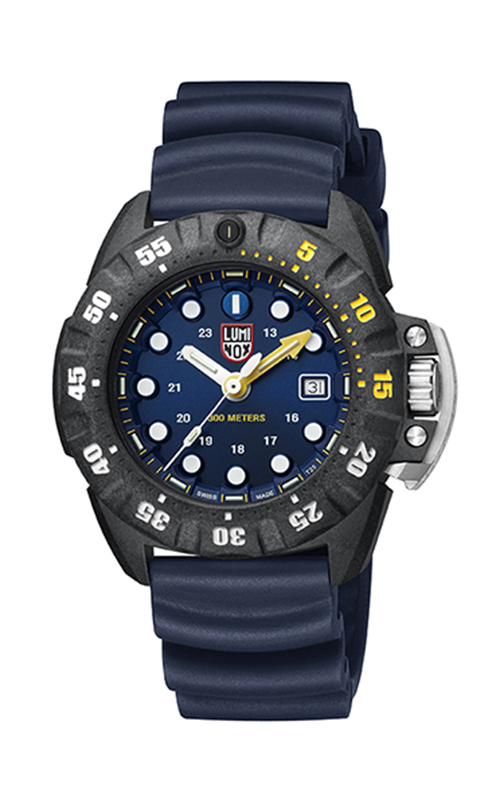 Luminox Scott Cassel Deep Dive 1550 Series 1553 product image