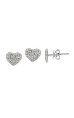 Luvente Earrings Earrings E1039-RD. product image