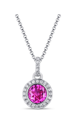 Luvente Necklace N01422-PCO.W product image