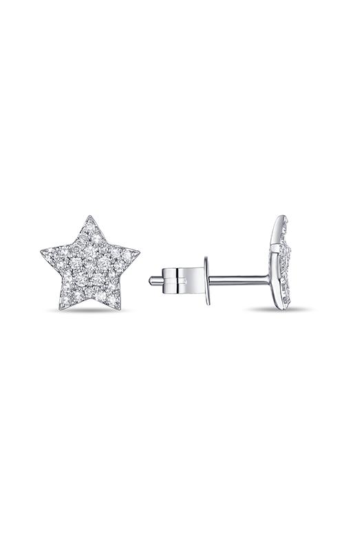 Luvente Earrings Earrings E01247-RD product image