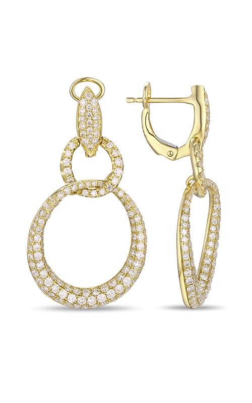 Luvente Earrings Earrings E01503-RD product image