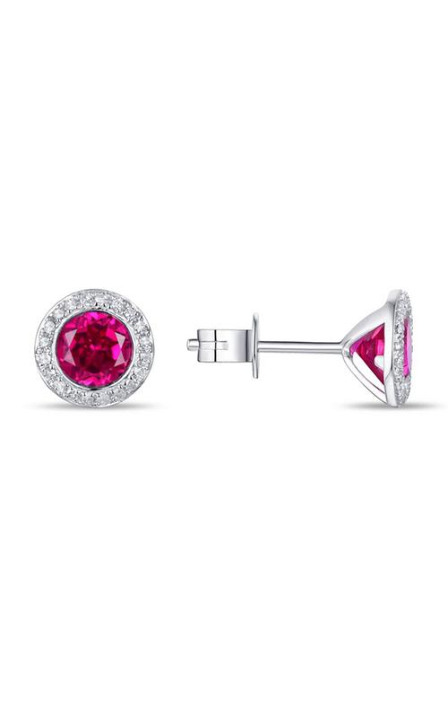 Luvente Earrings Earrings E01482-RCOR product image