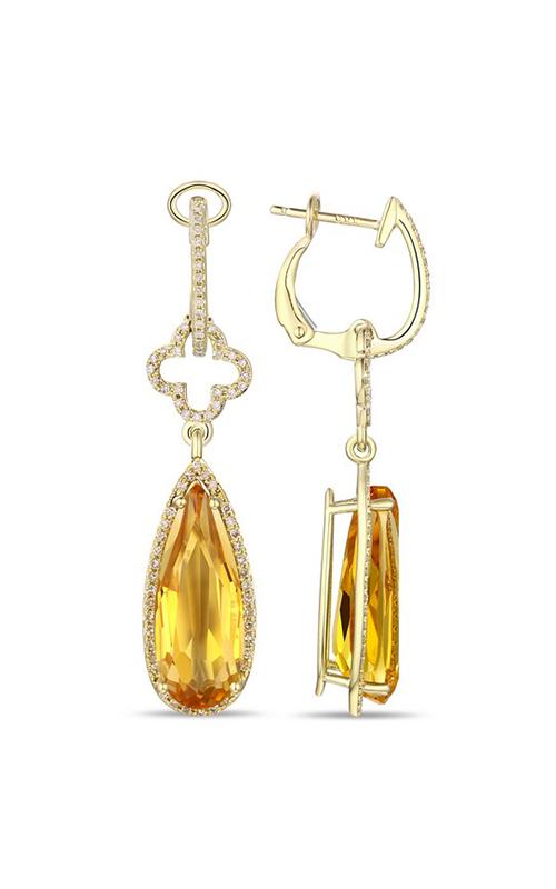 Luvente Earrings Earrings E01592-CT product image