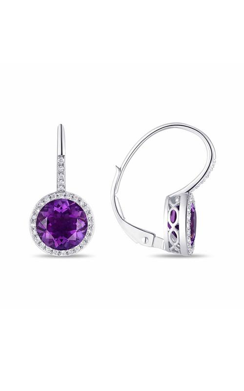Luvente Earrings Earrings E01952-AM product image