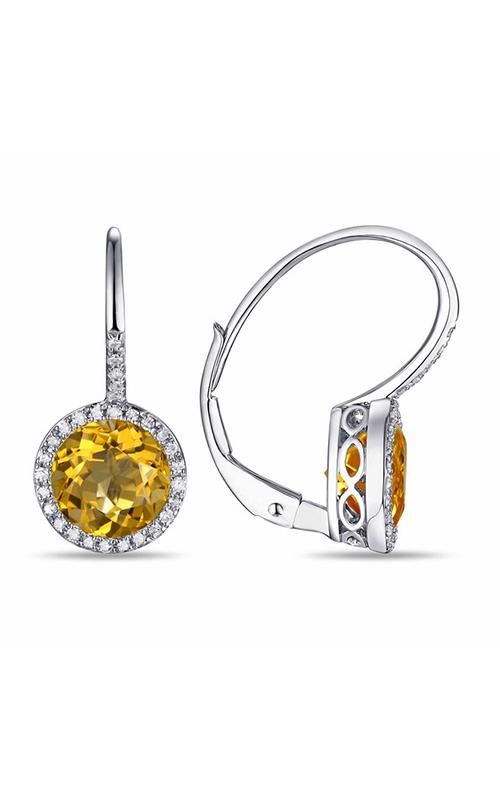 Luvente Earrings Earrings E01952-CT product image