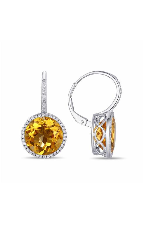 Luvente Earrings Earrings E01954-CT product image