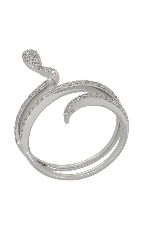 Luvente Fashion ring R1077-RD.W product image