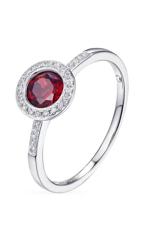 Luvente Fashion ring R01555-GR.W product image