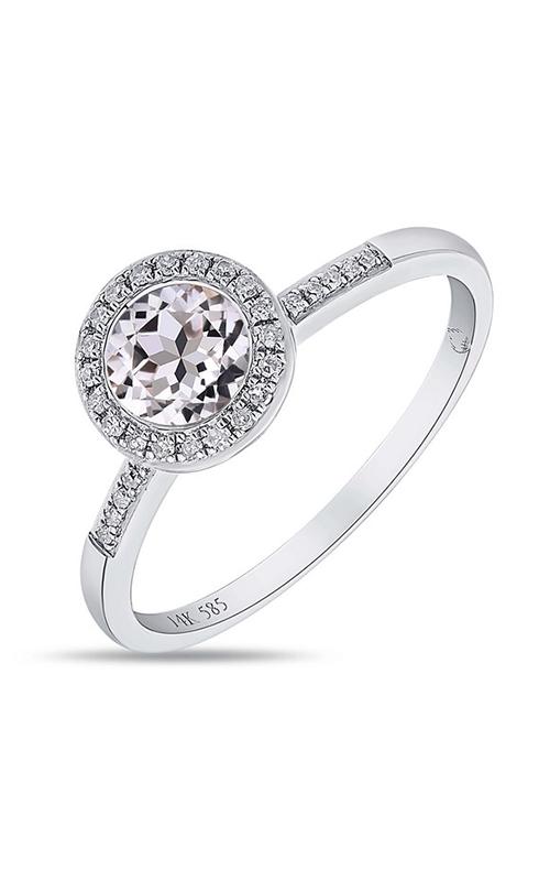 Luvente Fashion ring R01555-WTZ.W product image
