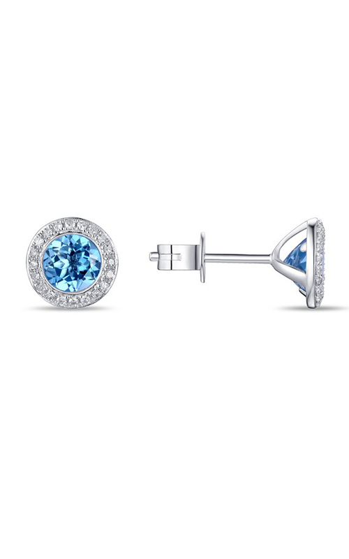 Luvente Earrings Earrings E01482-BT.W product image