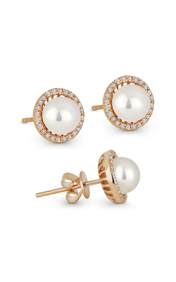 Madison L Pearl Essential Earrings E1266PEP product image