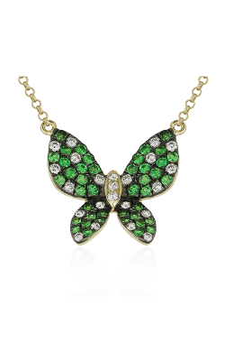 Madison L Butterfly Necklace DN5063 product image