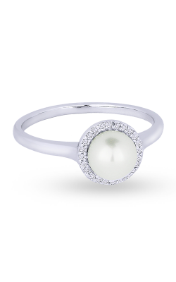 Madison L Pearl Essential Fashion ring R1335PEW product image