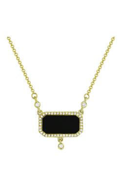 Madison L Stiletto Necklace N1107BOY product image