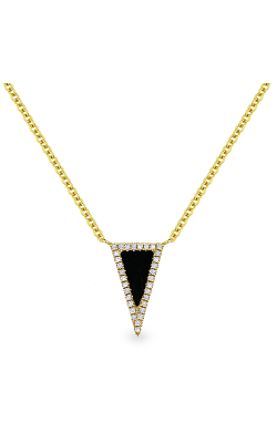 Madison L Stiletto Necklace N1170BOY product image