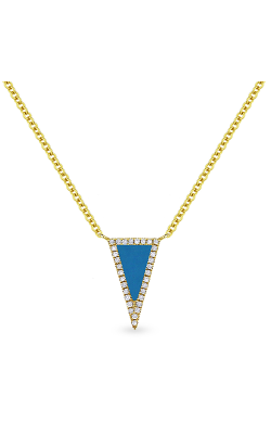 Madison L Stiletto Necklace N1170TQY product image