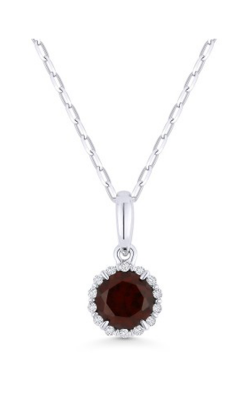 Madison L Essentials Necklace N1008GAW product image