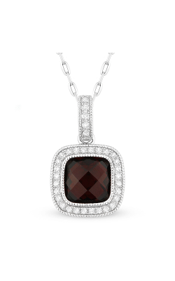 Madison L Essential Necklace N1075GAW product image