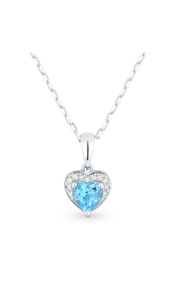 Madison L Hearts Necklace N1043BTW product image