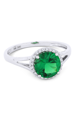 Madison L Essentials Fashion Ring R1075GCW product image