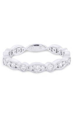 Madison L Stackable Fashion ring R1026W product image