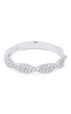 Madison L Stackable Fashion ring R1045W product image
