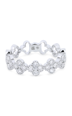 Madison L Stackable Fashion ring R1055W product image