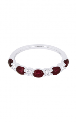 Madison L Stackable Fashion ring R1304RUW product image