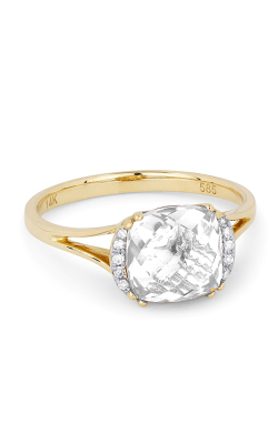 Madison L Essential Fashion ring R1072WTY product image