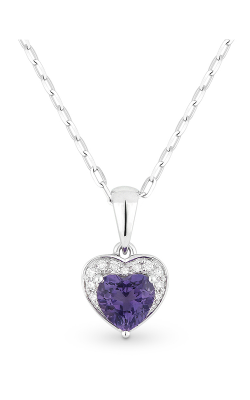 Madison L Hearts Necklace N1043AXW product image