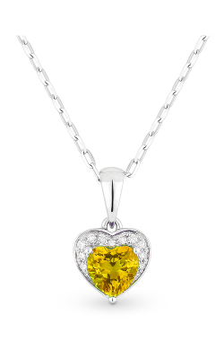 Madison L Hearts Necklace N1043CTW product image