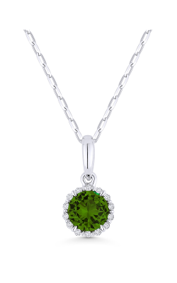 Madison L Essential Necklace N1008GSW product image