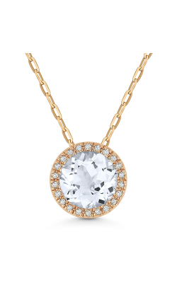 Madison L Essential Necklace N1041WTP product image