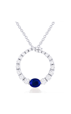 Madison L Arianna Necklace N1223SAW product image