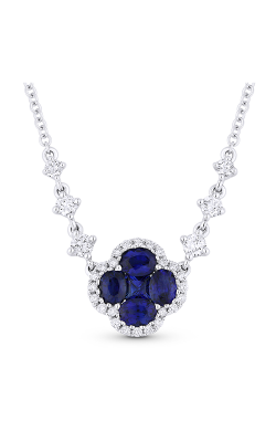 Madison L Arianna Necklace N1252SAW product image