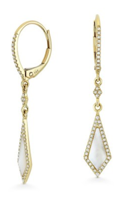 Madison L Essentials Earrings E1070MOPY product image